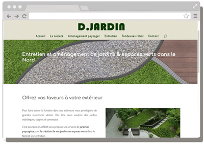 D.Jardin, paysagiste