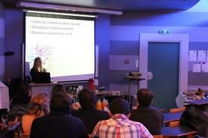 Intervention sur la visibilité web à l'ISEFAC Lille