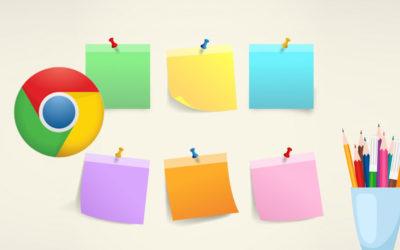Les groupes d'onglets Chrome : j'adore !