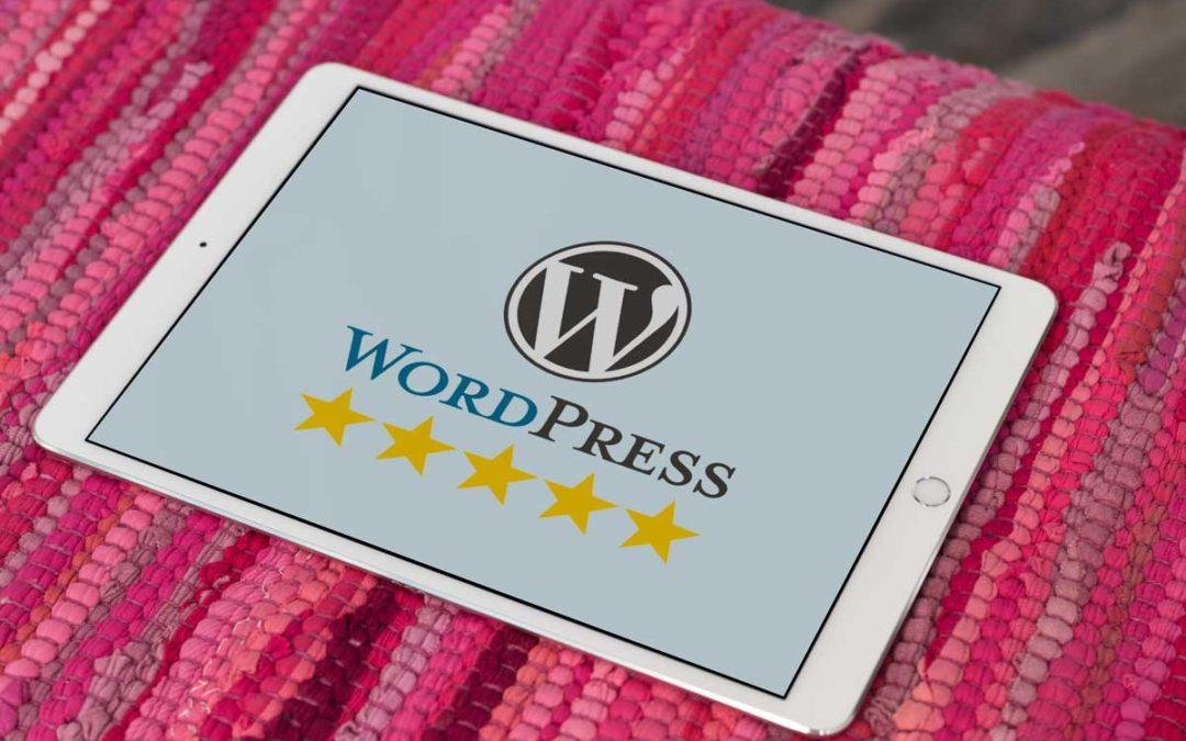 pourquoi choisir wordpress pour créer un site internet
