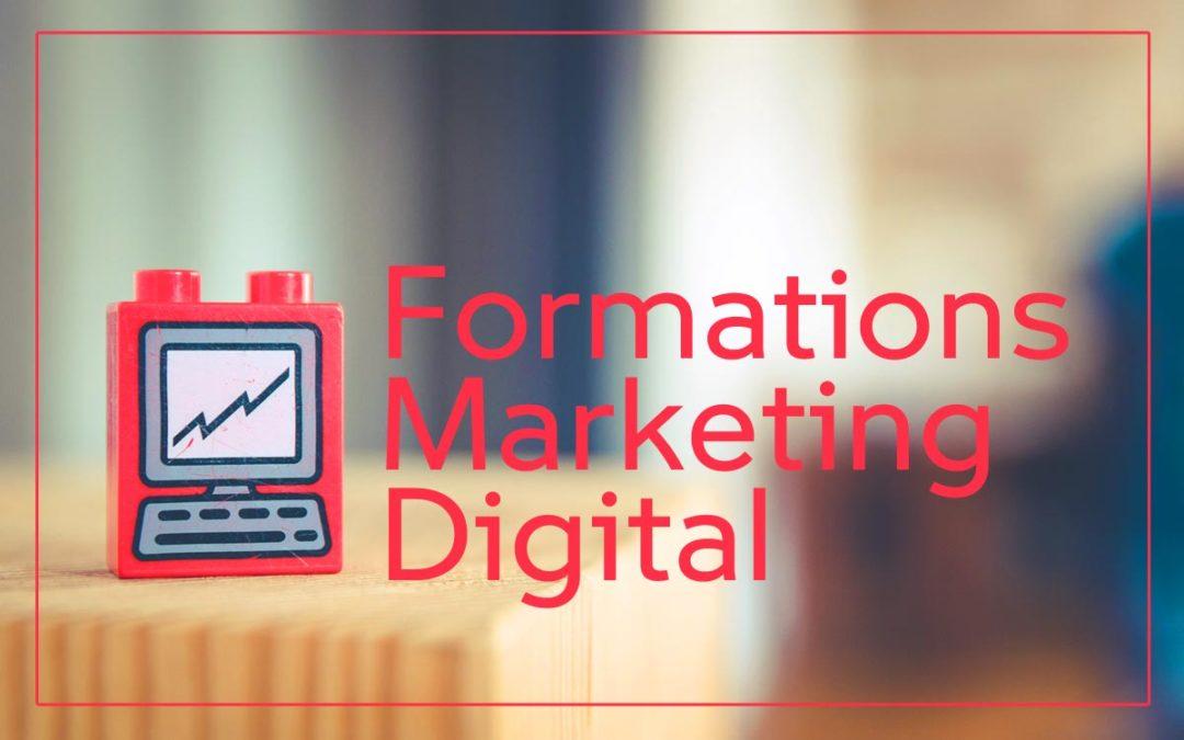 formations en communication web
